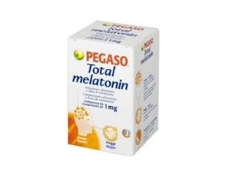 Total Pegaso Melatonin 180 tablets