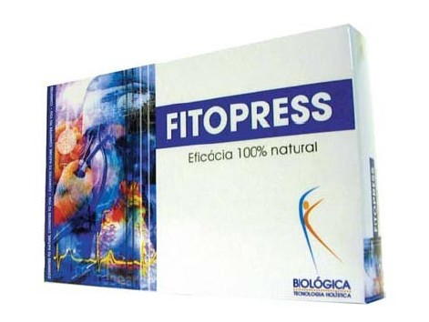 Biological Biological Fitopress 20 ampoules of 10ml.