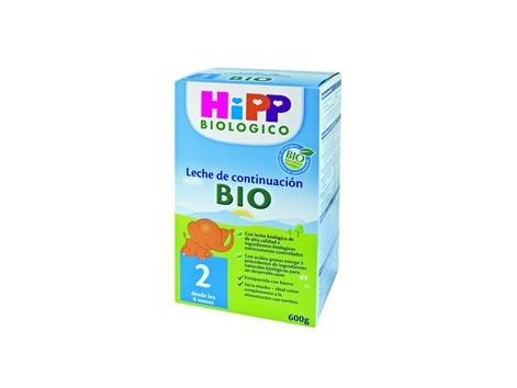 Hipp Milk biological then 2, 600g
