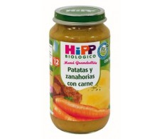 Hipp Menu potatoes and carrots with meat 250g