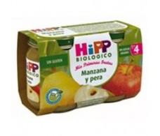 Potito Hipp Apple and pear 2x125gr