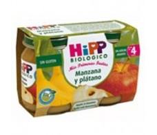 Potito Hipp Apple and banana 2x125gr