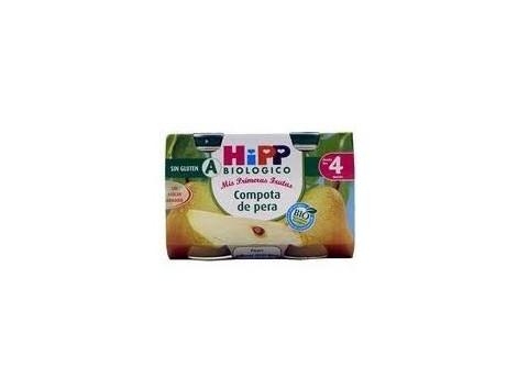 Hipp Potito Pear Compote Potito 2x125gr