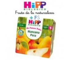 Hipp Apple and Pear Terrine 4x100gr