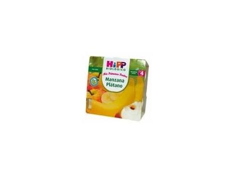 Hipp Apple and Banana Terrine 4x100gr