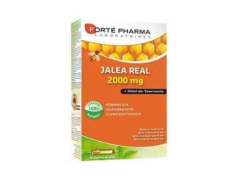 Forté Pharma Royal Jelly 2000mg 20 vials