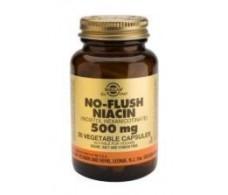 Solgar Niacin 500 mg 50 capsules