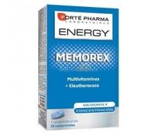 Forte Pharma Energy Memorex 28 tablets