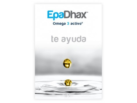 EpaDhax 550mg 150 capsules