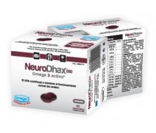 NeuroDhax 550mg 80 capsules