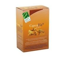100% Natural 60 capsules Curcufit