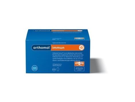Orthomol Immun 15 envelopes granulat