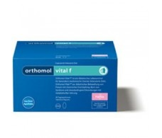 Orthomol Vital F 15 envelopes granulated
