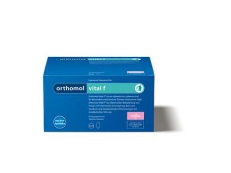 Orthomol Vital F 15 envelopes granulated
