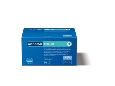 Vital Orthomol granular M 15 envelopes
