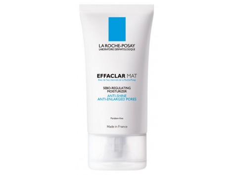 La Roche Posay Effaclar sebum-regulating Mat. Anti-glare 40 ml.