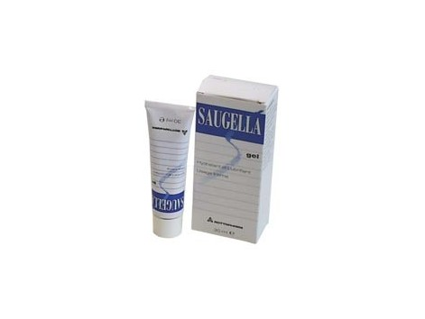 Saugella vaginal gel lubricant 30 ml.