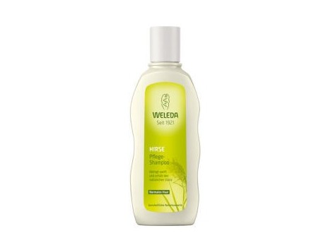 With Mijo Weleda Nourishing Shampoo 190ml