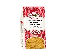 The Barn CORNFLAKES ROASTED WITH BIO Agave, 375 g
