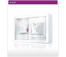 In & Out Singularderm Cream 50 ml + 30 capsules Dietary suppleme