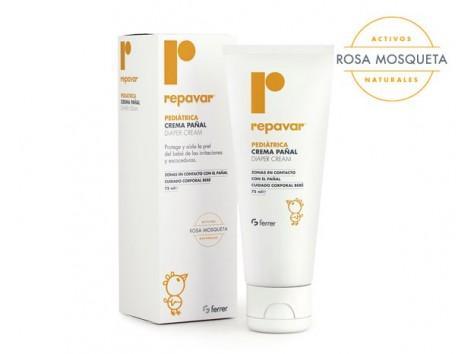 Pediatric Repavar honeycomb Cream 75 ml