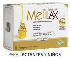 Pediatric Melilax Aboca 6 microenemas