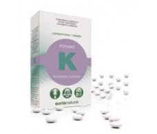 Soria Natural Potassium retard 20 tablets