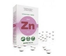 Soria Natural Zinc 48 comprimidos retard