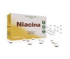 Soria Natural Niacin (Vitamin B3) 48 tablets retard