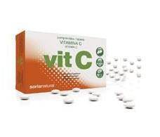 Soria Natural Vitamin C 36 tablets retard