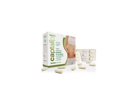 Soria Natural Captalip 28 comprimidos
