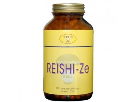 Zeus Reishi 400mg 180 capsules