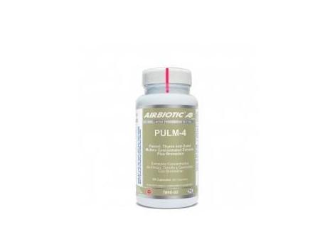 Lamberts Plus Airbiotic Pulm-4 60 capsules