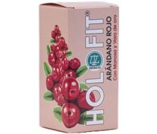 Equisalud Holomega Holofit cranberry 50 cápsulas