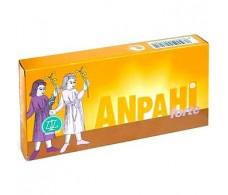 Equisalud Anaphi Forte 20 vials liver drain