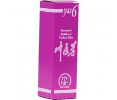 Equisalud Yap-6 Expectorante, cold 31 ml