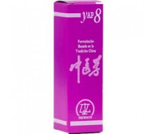 Equisalud Yap-8 expectorant cold 31ml