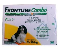 Merial Frontline Spot -On Dog 2 -10kg 3un