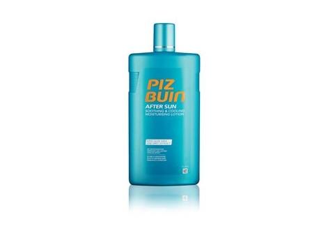 Piz Buin After Sun Loción Hidratante, Calmante y Refrescante 400ml