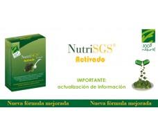 100% Natural NutriSGS On 30 vegetarian capsules