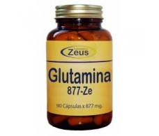 Zeus-Ze L-Glutamine 90 Capsules