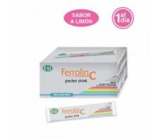 Esi Ferrolin drink 24 C pocket envelopes