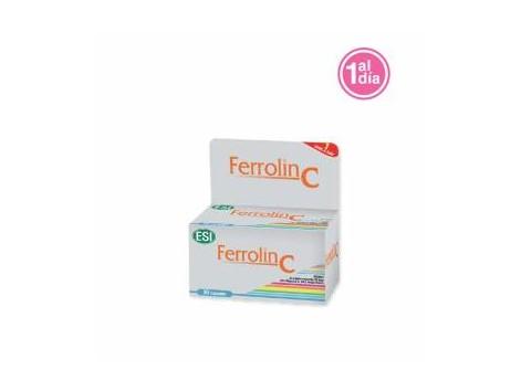 Esi Ferrolin C 30 capsules
