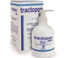 Vectem Tractopon 15% urea cream moisturizer 300ml.