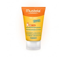 Mustela Sun Cream very high protection SPF50 + Face & Body. 100ml Babies and Children.