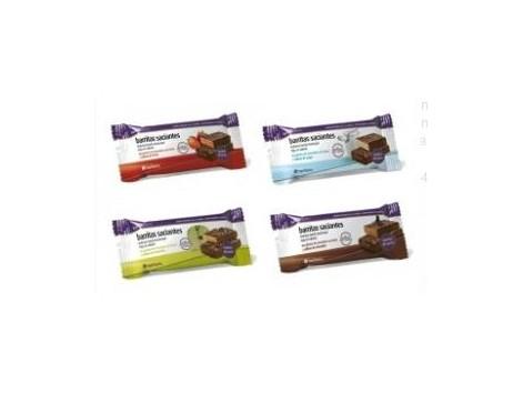 Herbora Barrita Chocolate Herbopuntia 24 units