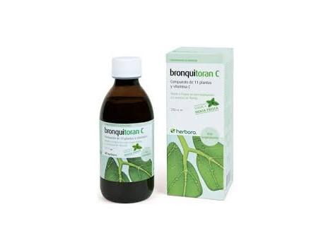 Herbora Bronquitoran C syrup 250ml