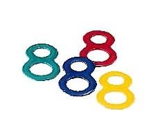 NUK Snapper colors 2 units