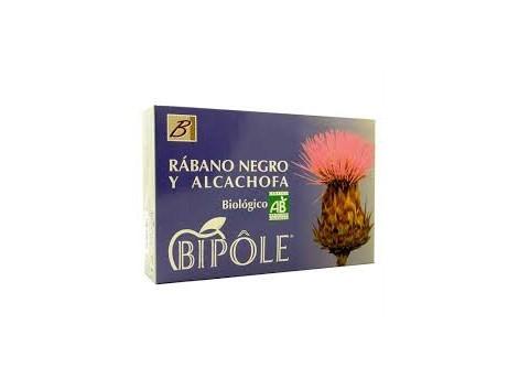Bipole Intersa Artichoke and Black Radish 20 ampoules