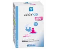 Nutergi ERGYKID Mag (old growth ERGYKID) 14 envelopes
